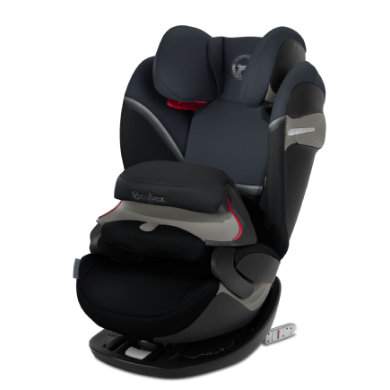 cybex GOLD Pallas S-Fix 2020 Granite Black