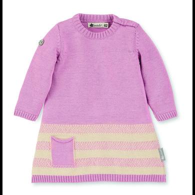 Minigirlroeckekleider - Sterntaler Strick–Kleid rosa – rosa pink – Gr.74 – Mädchen - Onlineshop Babymarkt