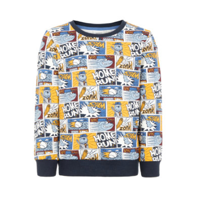 pojmenujte to Boys Sweatshirt Otoon snow white