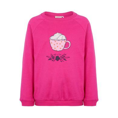 Minigirloberteile - name it Girls Sweatshirt NMFVENUS fuchsia purple - Onlineshop Babymarkt