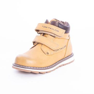 TOM TAILOR Chlapecká obuv camel