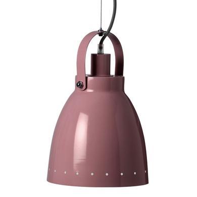 Kinderzimmerlampen - Done by Deer™ Hängelampe aus Metall, dunkelrosa rosa pink  - Onlineshop Babymarkt