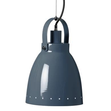 Kinderzimmerlampen - Done by Deer™ Hängelampe aus Metall, dunkelblau  - Onlineshop Babymarkt