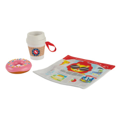 Dětská sada Fisher-Price Coffee-to-Go