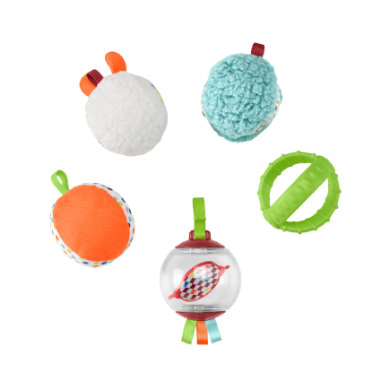 Fisher - Price Five senses balls