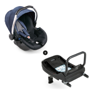 Hauck Comfort Fix Set  Isofix Base 2020 denimgrey