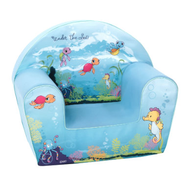 Sitzmöbel - knorr® toys Kindersessel NICI Under the Sea  - Onlineshop Babymarkt