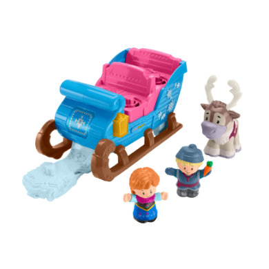 Fisher-Price Frozen Kristoffs saně