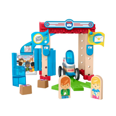 Fisher - Price Wonder Workers Post