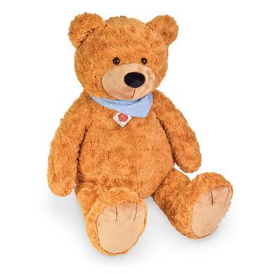 Levně Teddy HERMANN ® Teddy zlatá hnědá 75 cm