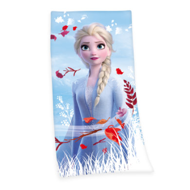 BYDLENÍ Osuška Disney's Ice Queen 2 - Elsa75 x 150 cm