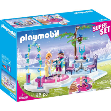 PLAYMOBIL Princess Ball Magic SuperSet 70008