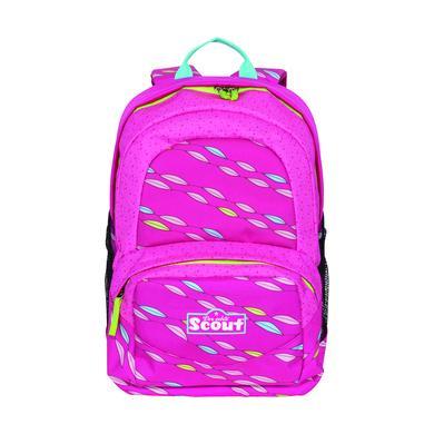 Schulrucksaecke - Scout Rucksack X – Pink Butterfly - Onlineshop Babymarkt
