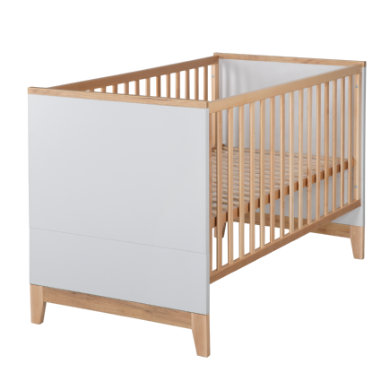 Kinderbetten - roba Kombi Kinderbett Caro mit Füßen  - Onlineshop Babymarkt