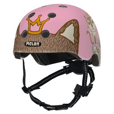 Fürfahrräder - Melon® Toddler Helm Design Miez Gr. XXS, 44 50 cm - Onlineshop