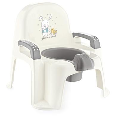 babyJem Baby WC Trainer - Nočník bílá