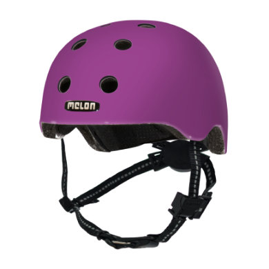 Fürfahrräder - Melon ® Toddler Helm Design Rainbow Purple Gr. XXS, 44 50 cm lila - Onlineshop