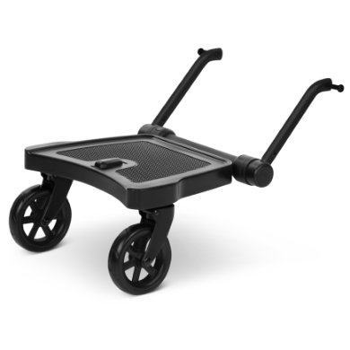 ABC Design Stupátko Kiddie Ride On 2 black 2020