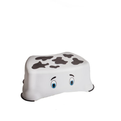 My Little Trainer Seat Step Stool Cow od 12. měsíce