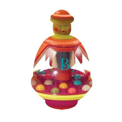 Image of B. toys Kreisel Poppitoppy Tangerine