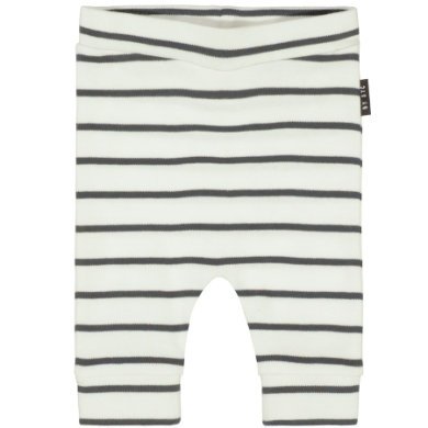 STACCATO Hose offwhite gestreift