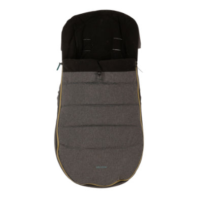 Micralite Footmuff TwoFold Carbon