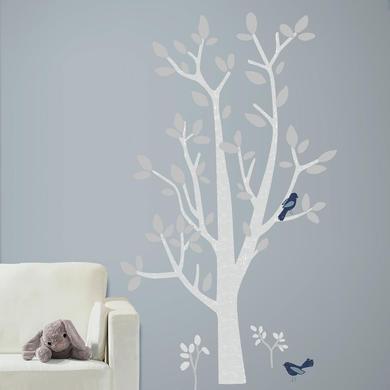 Wanddekoration - RoomMates® Wandsticker Patina Vie Waldbaum  - Onlineshop Babymarkt