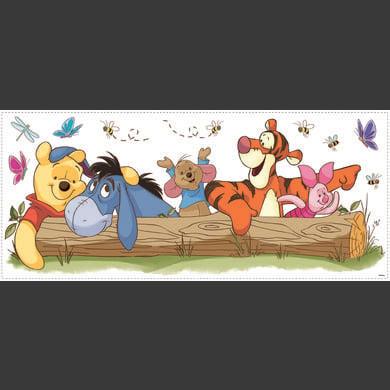 Wanddekoration - RoomMates® Wandsticker Disney Winnie Puuh Freunde Freizeitspaß  - Onlineshop Babymarkt