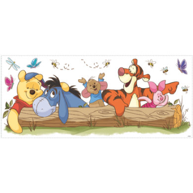 Wanddekoration - RoomMates® Wandsticker Disney Winnie Puuh Freunde  - Onlineshop Babymarkt
