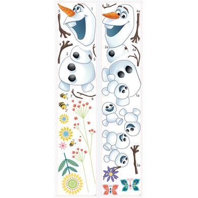 Wanddekoration - RoomMates® Wandsticker Disney Frozen Olaf im Frühling bunt  - Onlineshop Babymarkt