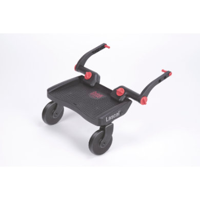 Lascal  Buggy Board Mini 3D red - červená