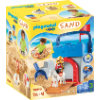 PLAYMOBIL  ® 1 2 3 Creative Sand set burg 70340