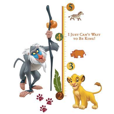 RoomMates ® Nálepky na zeď - Král lvů Rafiki