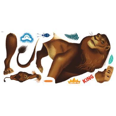 RoomMates ® Nálepky na zeď - Král lvů Simba