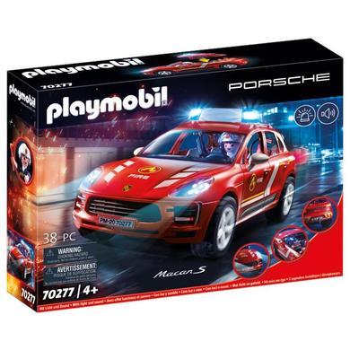 Hasičský záchranný sbor PLAYMOBIL ® PORSCHE Porsche Macan S 70277