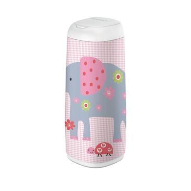 Image of Angelcare® Dress-Up XL Bezug: Elefanten Familie