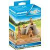 PLAYMOBIL® Family Fun Figurine suricates et rocher 70349