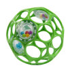 Oball ™ Rattle green, 10 cm
