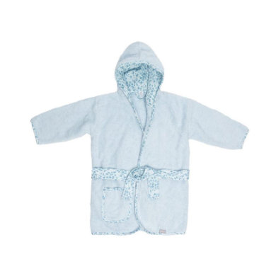 Image of bébé jou® Bademantel Leopard Blue