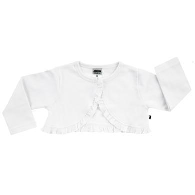 Image of JACKY Bodyhemd kurzarm mit abnehmbarer Fliege weiß/marine