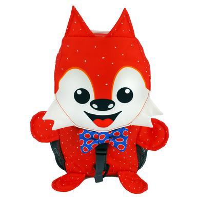 HUGGER® - Sac à dos enfant Freddy Fox rouge