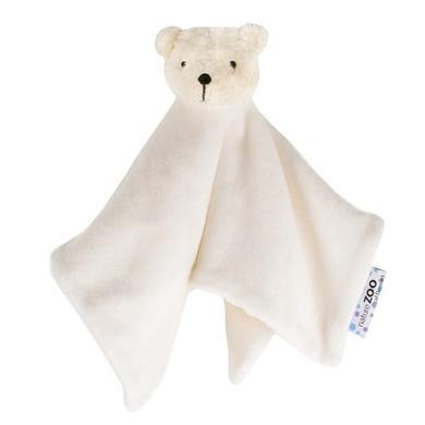 Nature Zoo of Denmark Cuddle cloth polar bear, cream