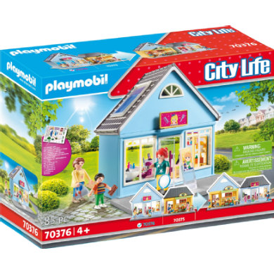 PLAYMOBIL ® City Life My Hair Salon 70376