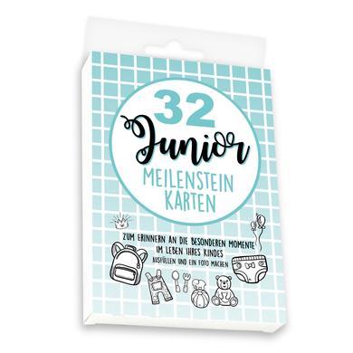 Image of skorpion Meilensteinkarten Set Junior, bunt