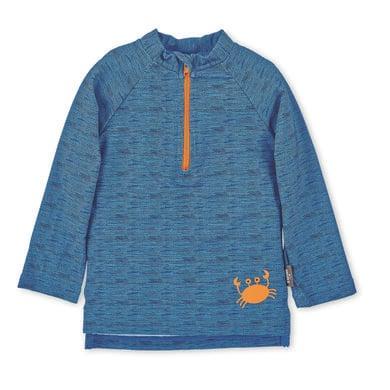 Babybademode - Sterntaler UV–Langarmschwimmshirt blau krebs - Onlineshop Babymarkt