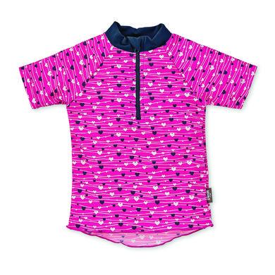 Minigirlbademode - Sterntaler UV–Kurzarmschwimmshirt magenta - Onlineshop Babymarkt