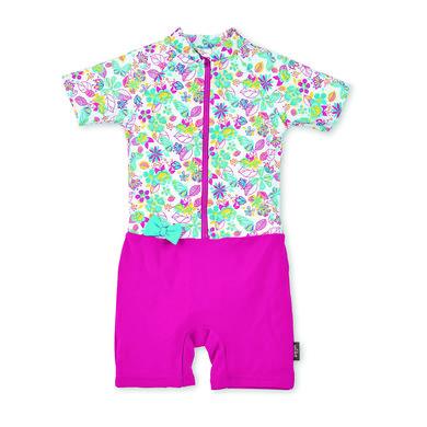 Minigirlbademode - Sterntaler Schwimmanzug weiß - Onlineshop Babymarkt
