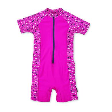 Babybademode - Sterntaler Schwimmanzug magenta - Onlineshop Babymarkt