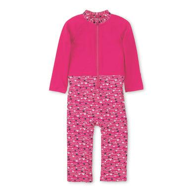 Babybademode - Sterntaler Schwimmanzug lang magenta - Onlineshop Babymarkt