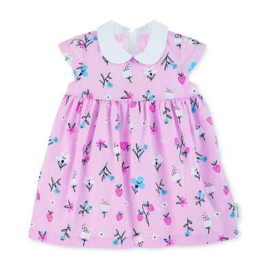 Minigirlroeckekleider - Sterntaler Baby–Kleid rosa - Onlineshop Babymarkt